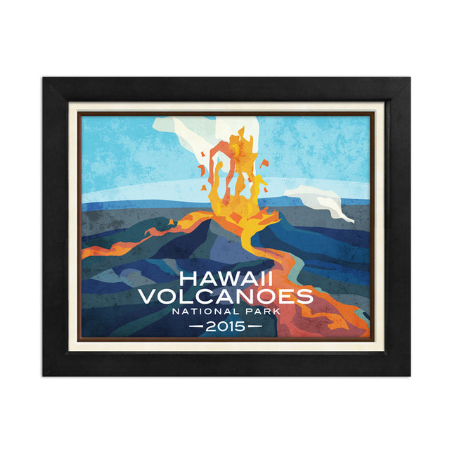 Hawaii Volcanoes National Park Print