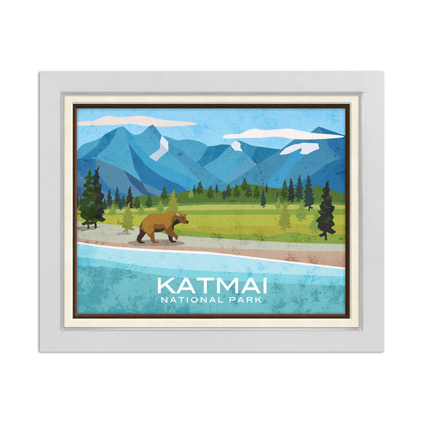 Katmai National Park Print