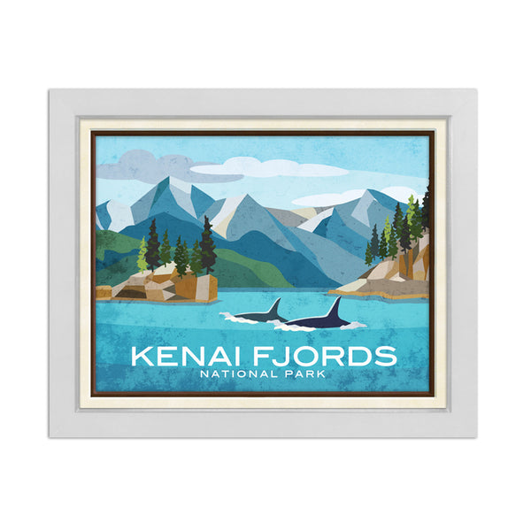 Kenai Fjords National Park Print