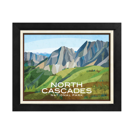 Great Smokey Mountains National Park Print