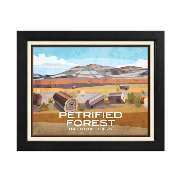 Petrified Forest National Park Print