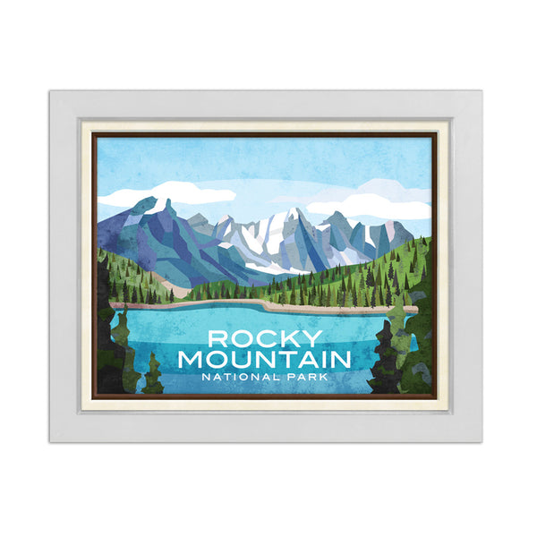 Rocky Mountain National Park Print