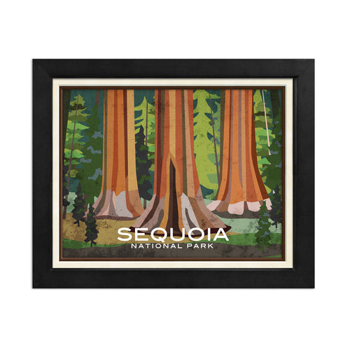 Sequoia National Park Print