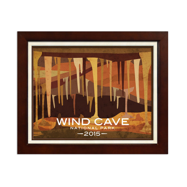 Wind Cave National Park Print