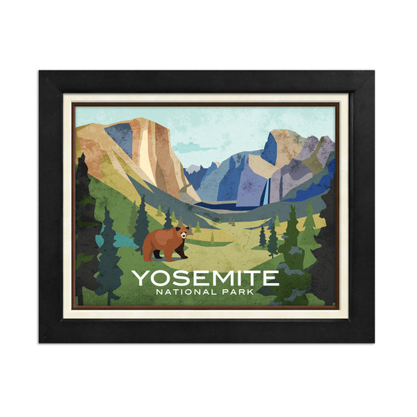 Yosemite National Park Print