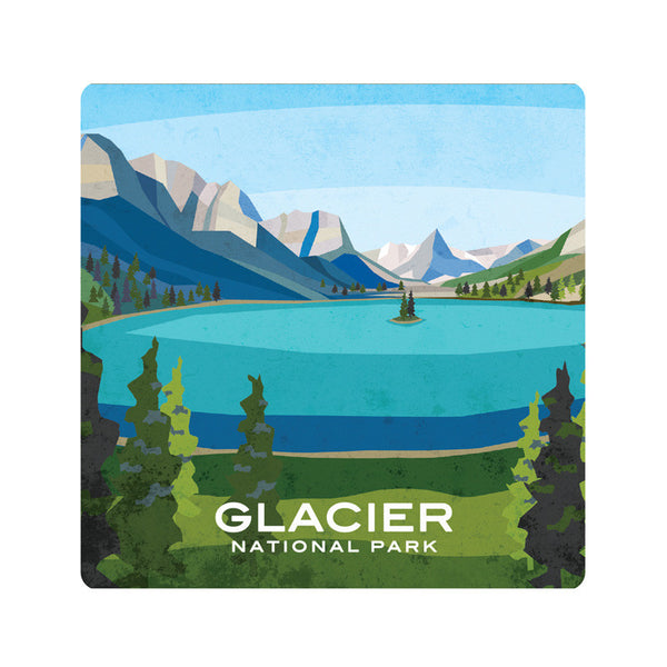 National Parks Coaster Set