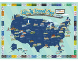 Family Travel Quest Poster