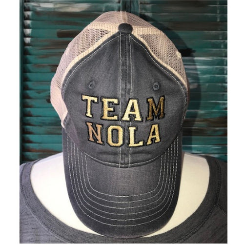 Team Nola Trucker Hat