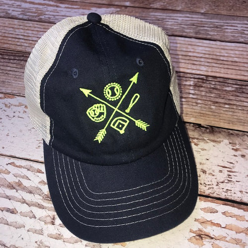 Arrows Baseball/Softball Hat