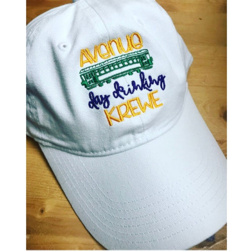 Avenue Day Drinking Krewe Hat