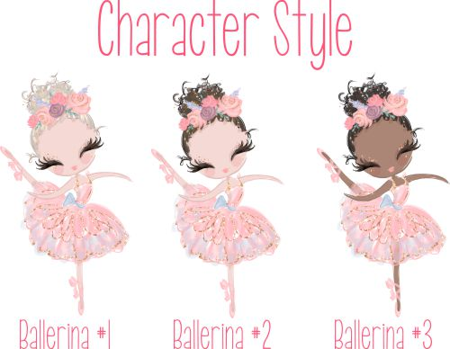 Personalized Ballerina Beach Towel