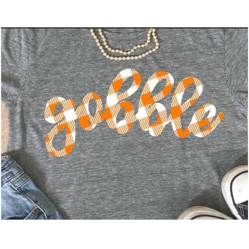 "Ladies ""Gobble"" Shirt"