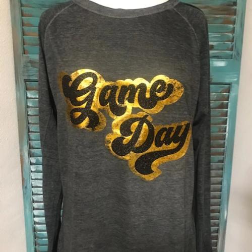 Saints Game Day Shirt