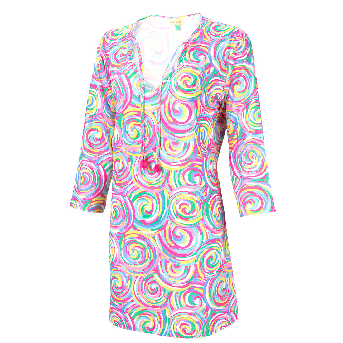 Women's Beach Cover-Up Tunic