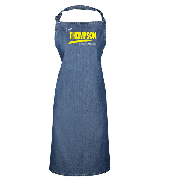 123t Funny Vest - Thompson V1 Lifetime Member - Bella Singlet Top