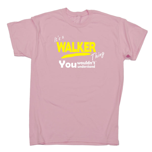 It's A Walker Thing You Wouldn't Understand Premium KIDS T SHIRT Ages 3-13
