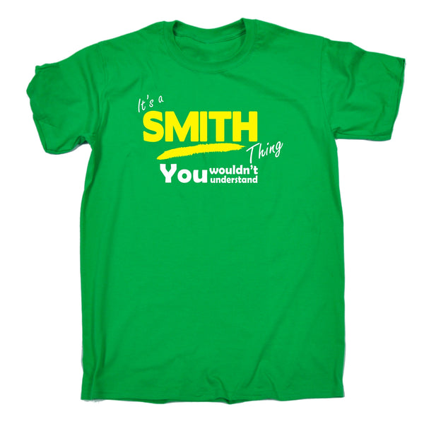 It's A Smith Thing You Wouldn't Understand Premium KIDS T SHIRT Ages 3-13