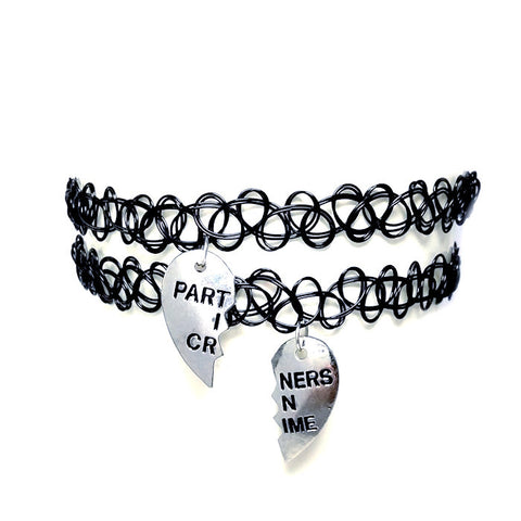 PARTNERS IN CRIME - Chokers - Vanilla Vice