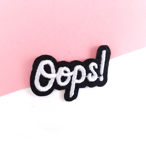 OOPS! - Patch