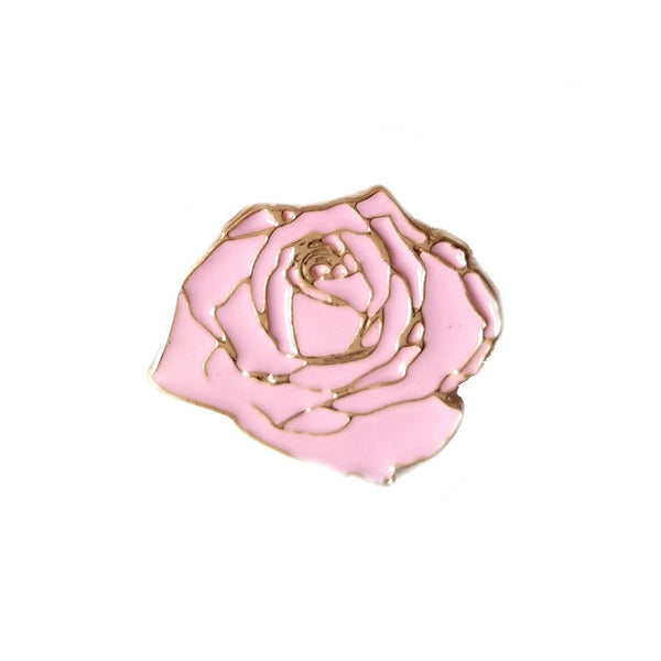 ROSES ARE PINK - Pin