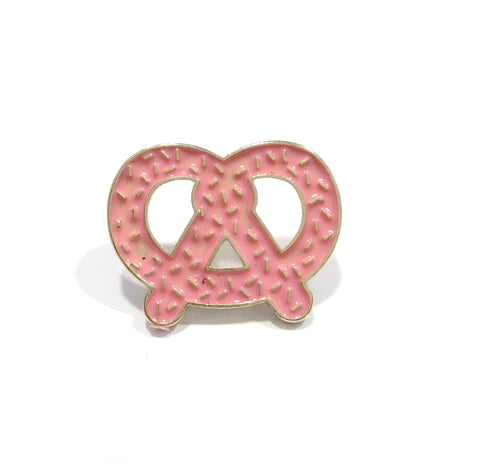 PARTY PRETZEL - Pin