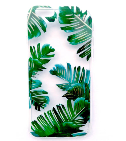 JUNGLE LIFE - Soft iPhone Case