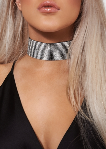 SATURDAY NIGHT - Choker - Vanilla Vice