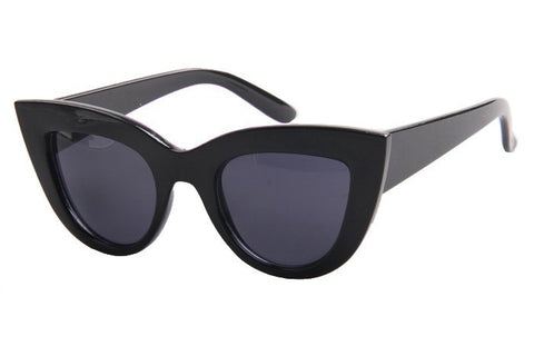VAMP - Cat Eye Sunglasses - Vanilla Vice
