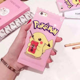 POKEMON SNACK - iPhone Case