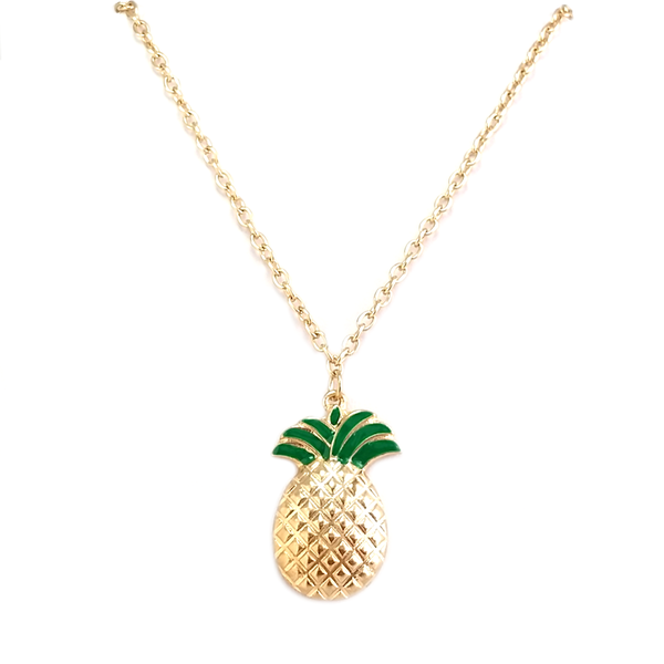 PINEAPPLE - Necklace - Vanilla Vice