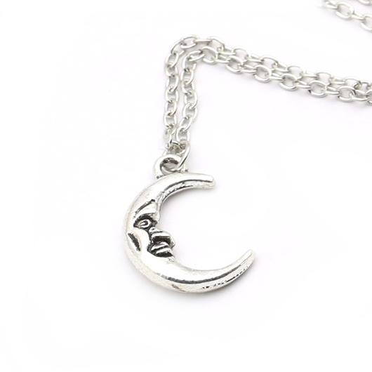 MOON - Necklace - Vanilla Vice