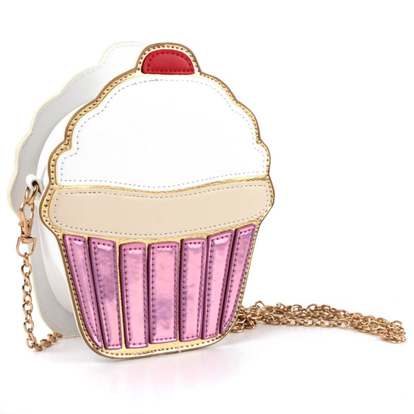 CUPCAKE - Cross Body Bag - Vanilla Vice