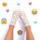 ALL EMOJI - Mini Socks - Vanilla Vice