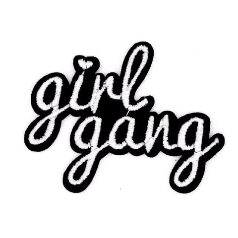 GIRL GANG - Patch
