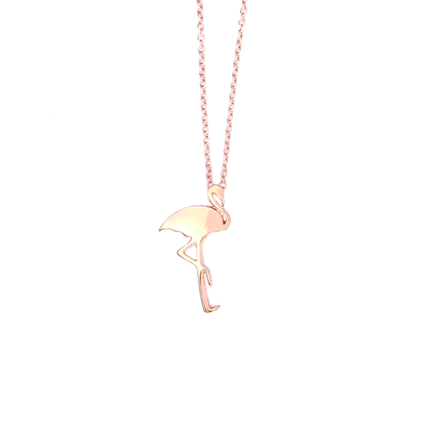 FLAMINGO - Necklace - Vanilla Vice