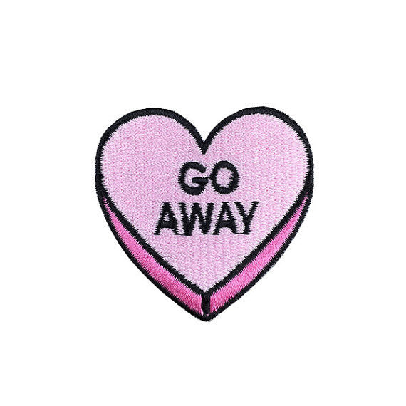 GO AWAY - Patch