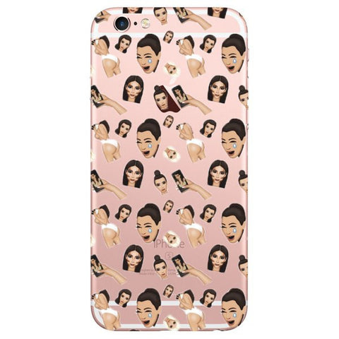 KIMOJI - Soft iPhone Case