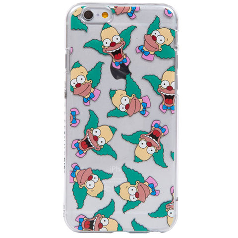 KRUSTY - Soft iPhone Case