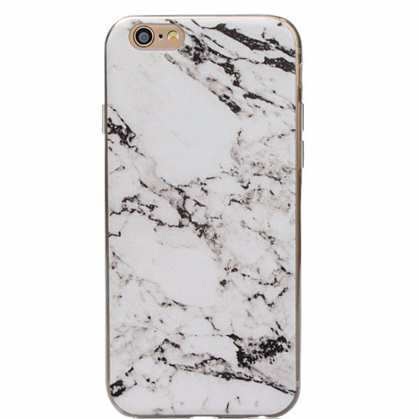 MARBLE - Soft Phone Case