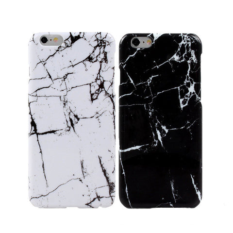 MARBLE OBSESSION - Hard Phone Case - Vanilla Vice