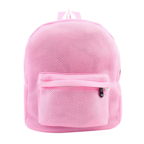 COTTON CANDY - Mesh Backpack