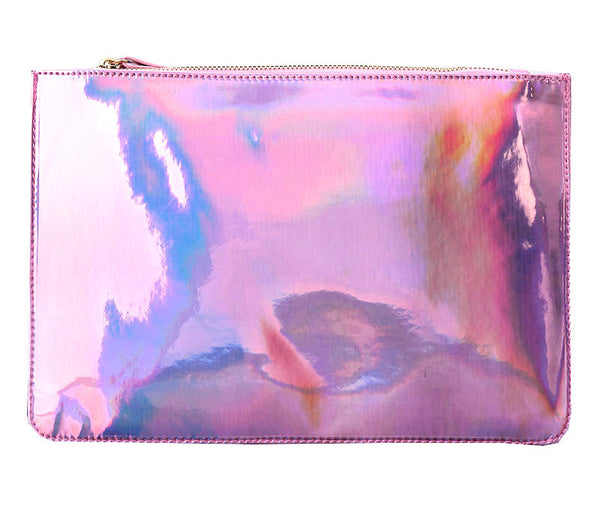HOLO QUEEN - Pink Clutch