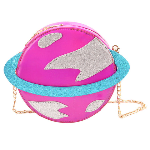 NOT FROM THIS PLANET - Cross Body Bag
