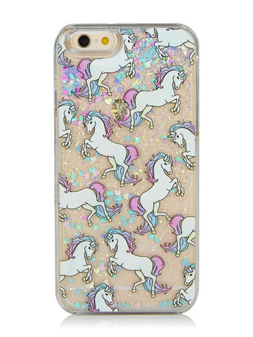 PONY GLITTER - Phone Case