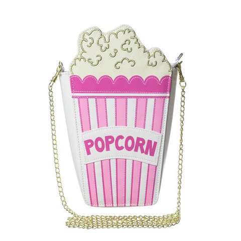 POPCORN - Cross Body Bag - Vanilla Vice