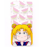 WATERMELON - Sailor Moon iPhone Case