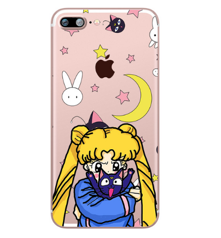 HUG ME - Sailor Moon iPhone Case