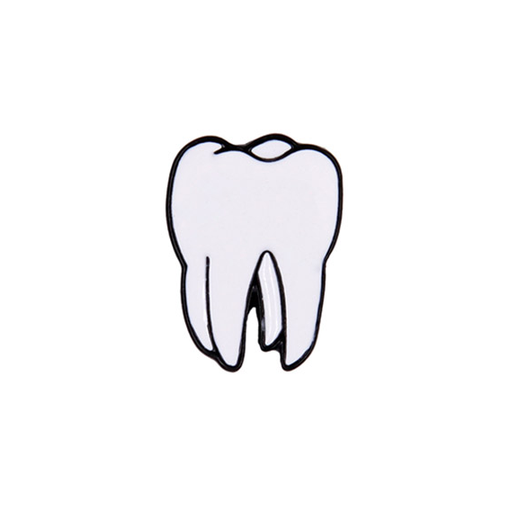TOOTH FOR A TOOTH - Pin