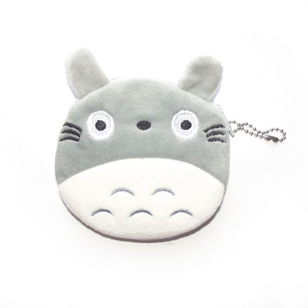 TOTORO - Plush Coin Purse - Vanilla Vice