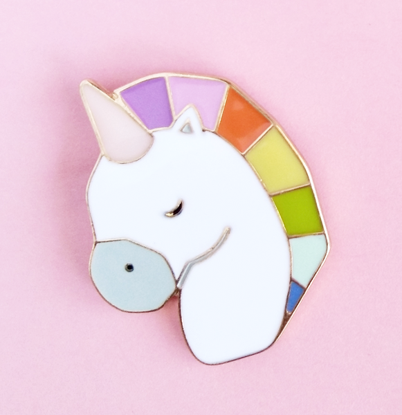 UNICORNS DO EXIST - Pin